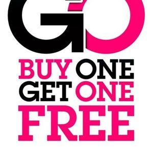 Free items! Buy one get one free shoes purses -